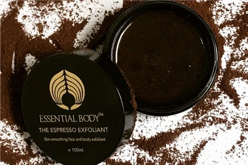 The Espresso Exfoliant-Essential Body